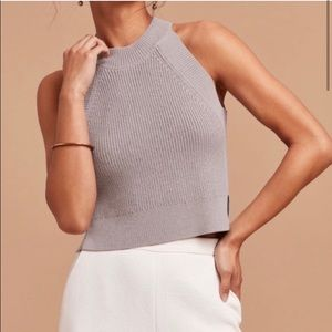 Wilfred | Crevier Knit Tank Top